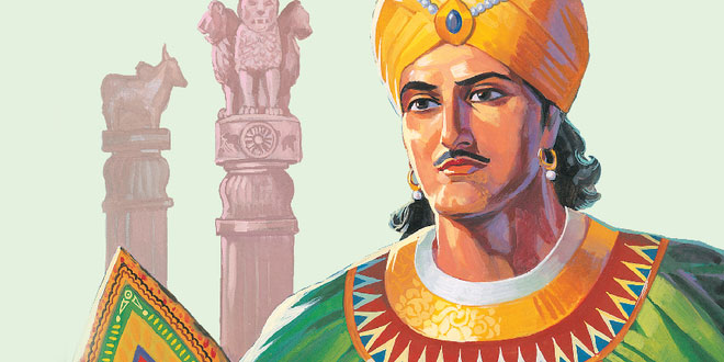 Ashoka The Great - Essay in English