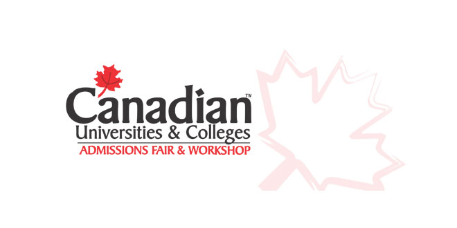 Canadian Universities and Colleges Admissions Workshop, Mumbai