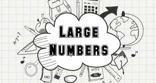 NCERT 5th Class (CBSE) Mathematics: Large Numbers