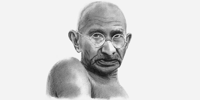 Mahatma Gandhi: English essay for students & children