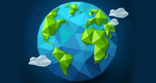 Our Earth – Continents and Oceans