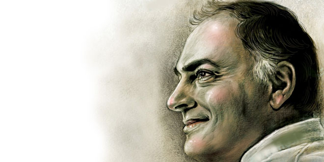 Rajiv Gandhi: English Essay for Students and Children
