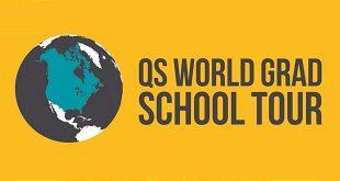 QS World Grad School Tour, India