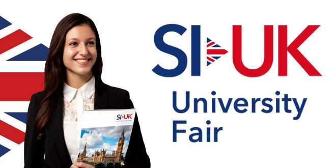 SI-UK University Fair, India