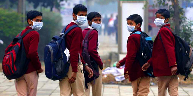 Educate kids on pollution, worried DoE tells schools