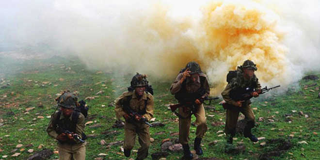 essay on kargil war