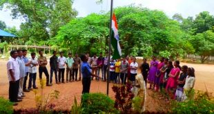 Flag Hoisting Essay For Students And Children