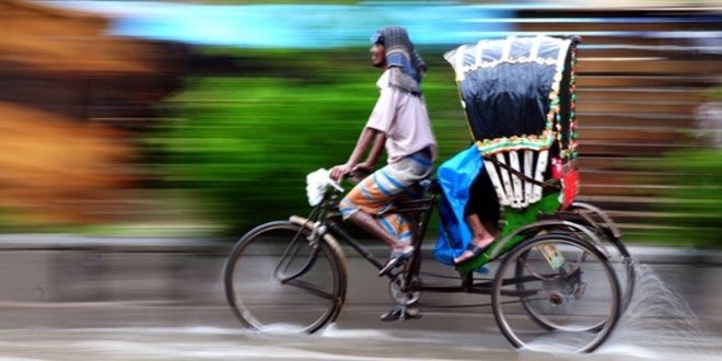 Rickshaw Puller Essay For Students And Children