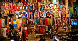 A Visit to an Indian Bazaar