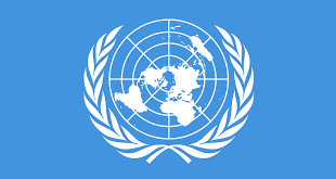 United Nations Organisation Flag