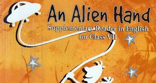 7th Class CBSE An Alien Hand English