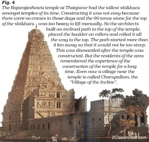 Figure 4: Rajarajeshvara temple at Thanjavur