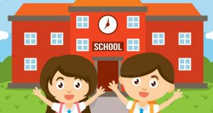 English Essay on Our School for Children and Students