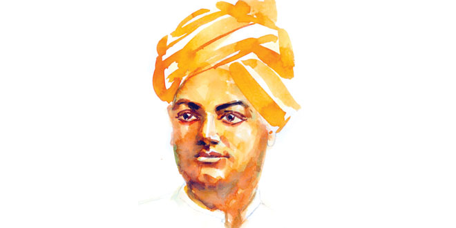 Essay on vivekananda