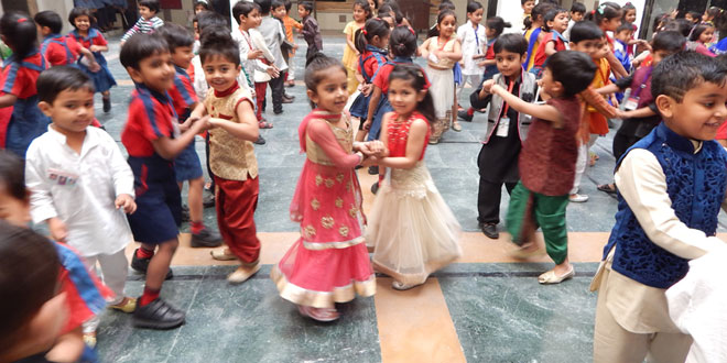 English essay on The School Annual Day for students and children