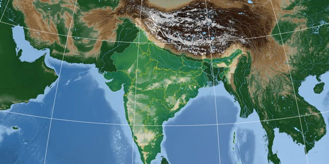 India - Physical Features