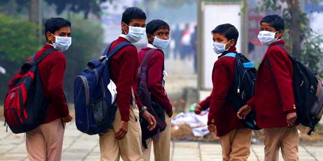 Educate kids on pollution, worried DoE tells schools