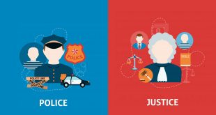 The Police And The Courts