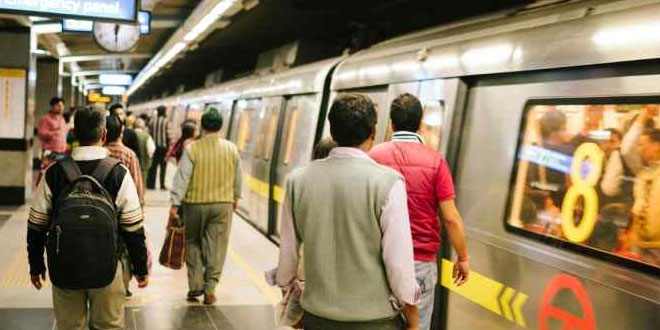 Delhi Metro Essay For Students And Children - Class Notes