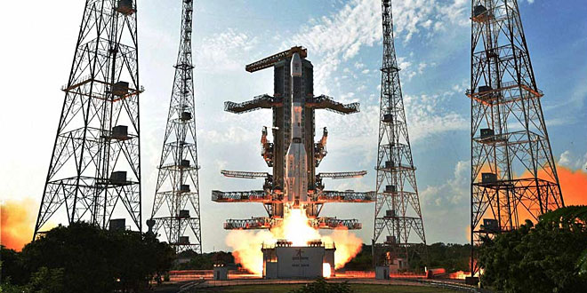 GSLV (Geostationery, Satellite, Launch vehicle) Essay For Students