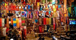 A Visit to an Indian Bazaar