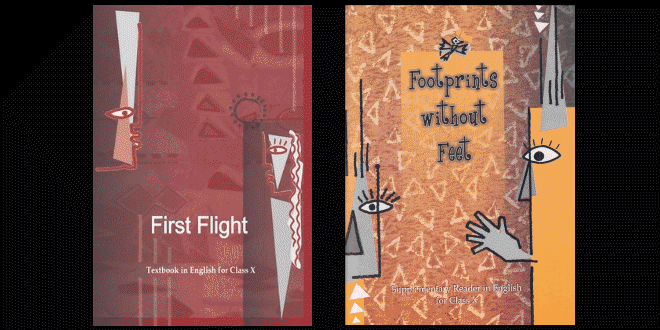 10th English NCERT: First Flight - Footprints without feet