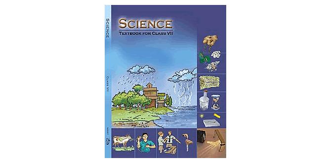 7th Class CBSE Science NCERT Book